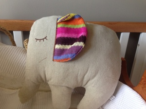 Purchase of the week - Elephant from Tiger (£4)