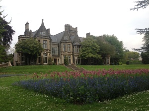 Insole Court, a Victorian mansion in our Cardiff neighbourhood