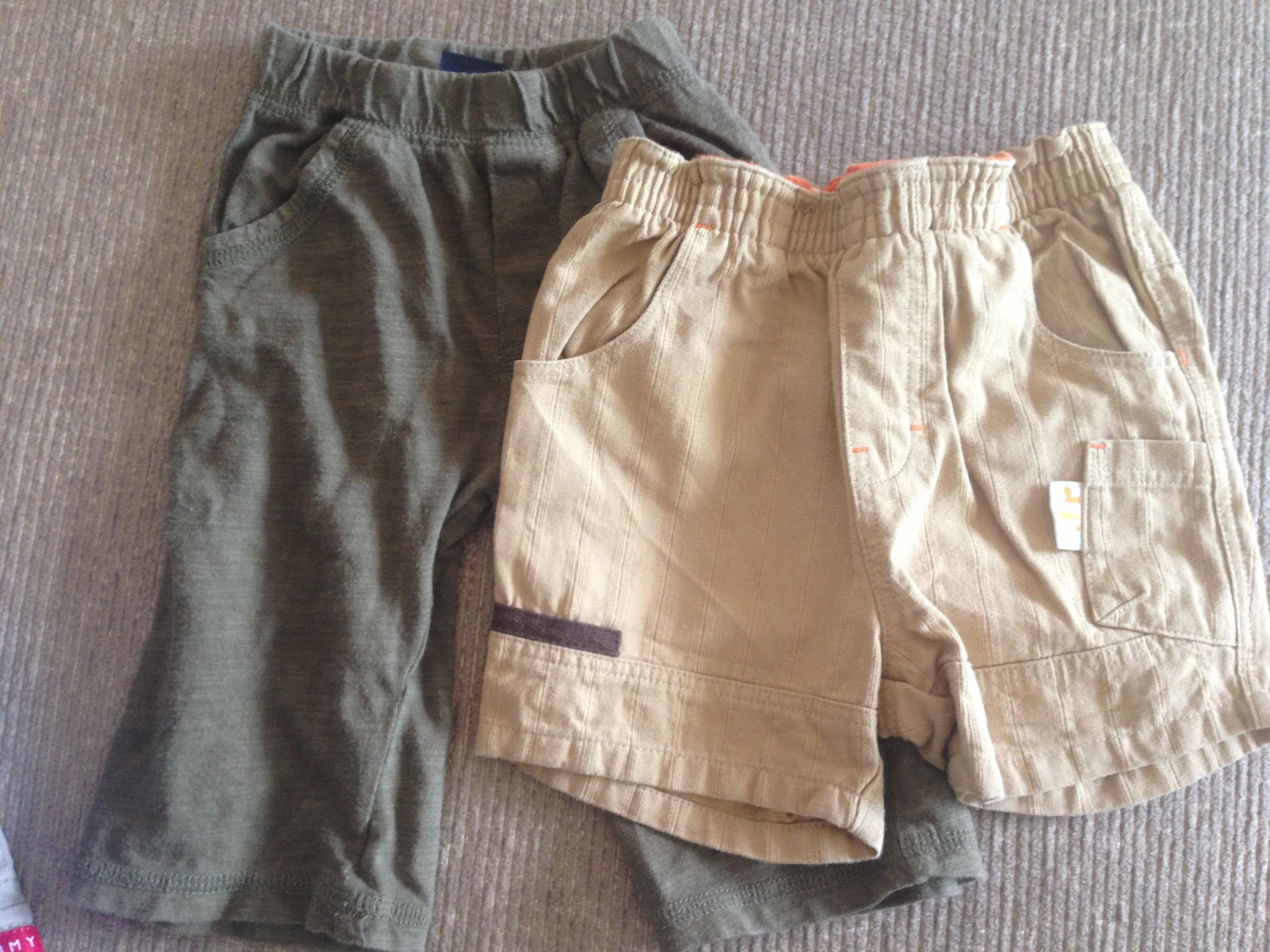 Parenting Page 12 Mom N Bab Short Tee Khaki Animal Head Brand New T Shirt From Tu On The Left 50p And One