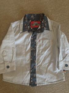 Mothercare shirt (£1)