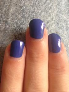 Manicured nails @ Visual Contour
