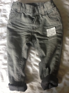 Mothercare baby boy jeans