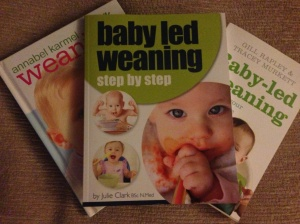 Our books about weaning