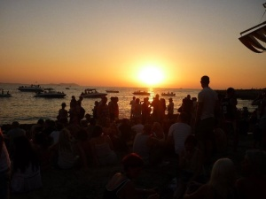 Sunset, San Antonio, ibiza
