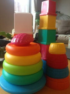 best present ever - stacking set from Mothercare