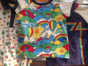 T-shirts from Little Bird, Mothercare