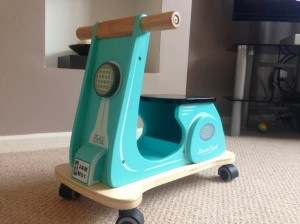 Cool scooter from notonthehighstreet