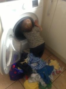 laundry helper!