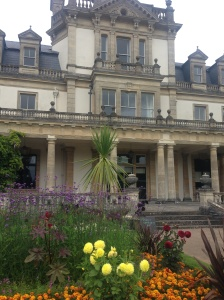 Dyffryn Gardens - the main house