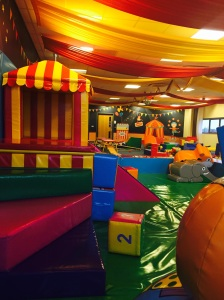 The Circus at Bluestone