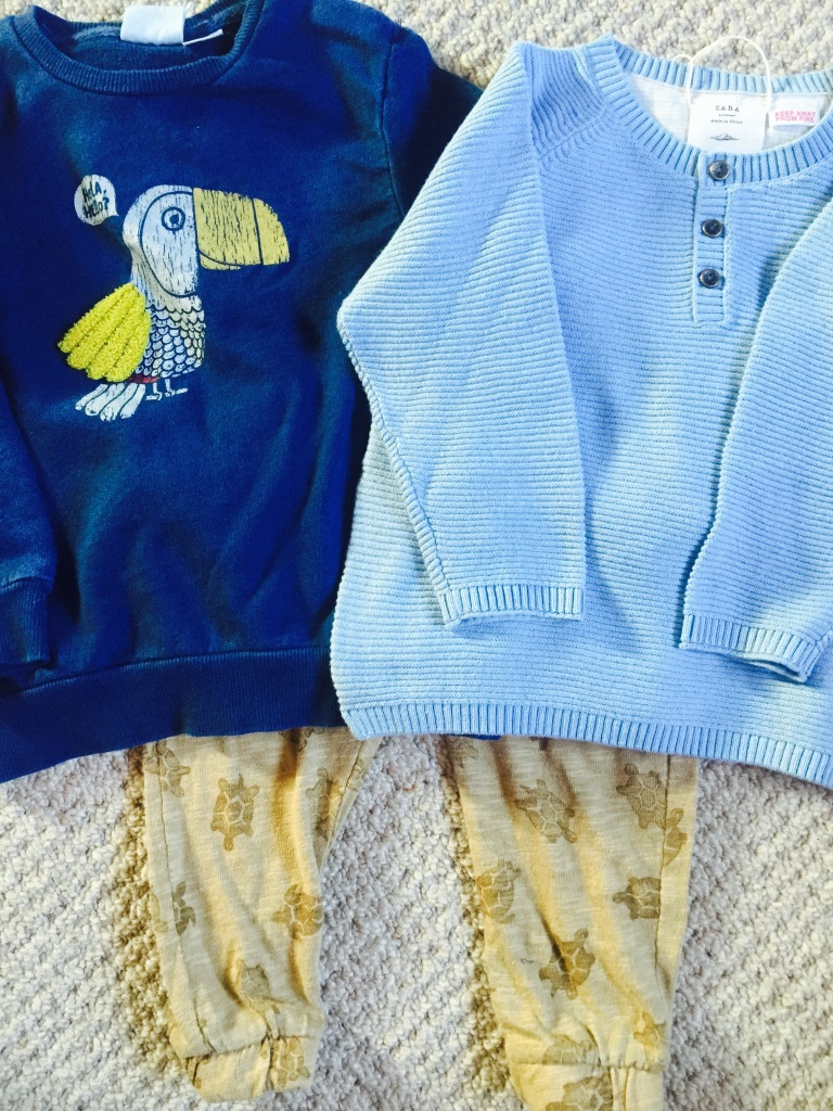 zara toddler jumpers and leggings