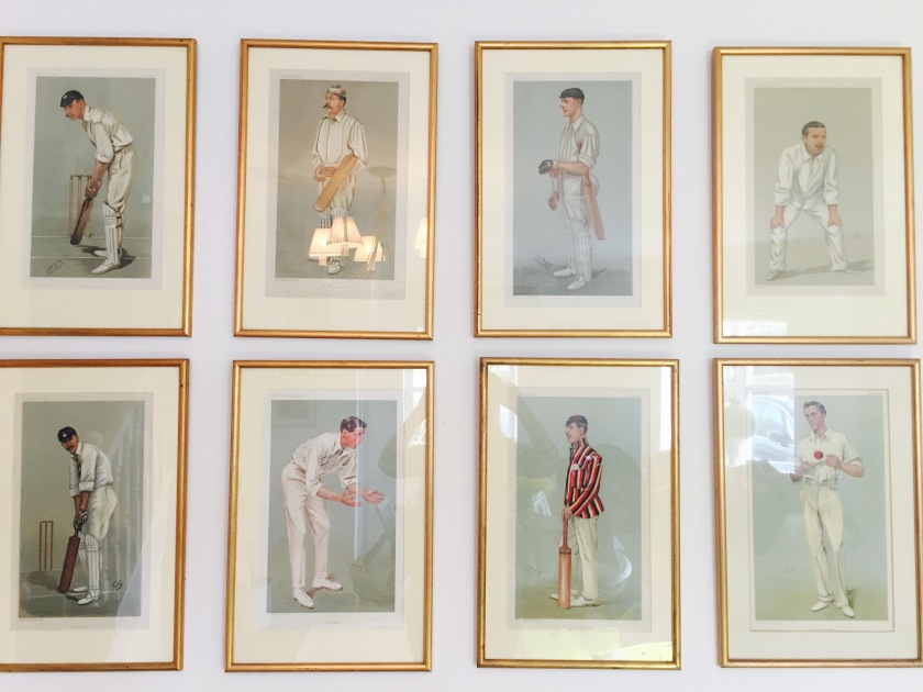 cricket paintings