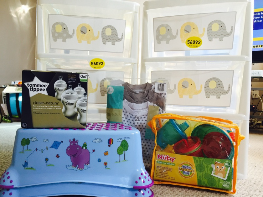 Aldi  toddler and baby haul!