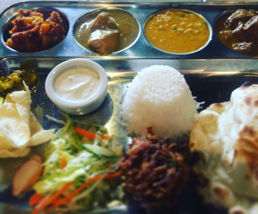 asty thali at chai street cardiff