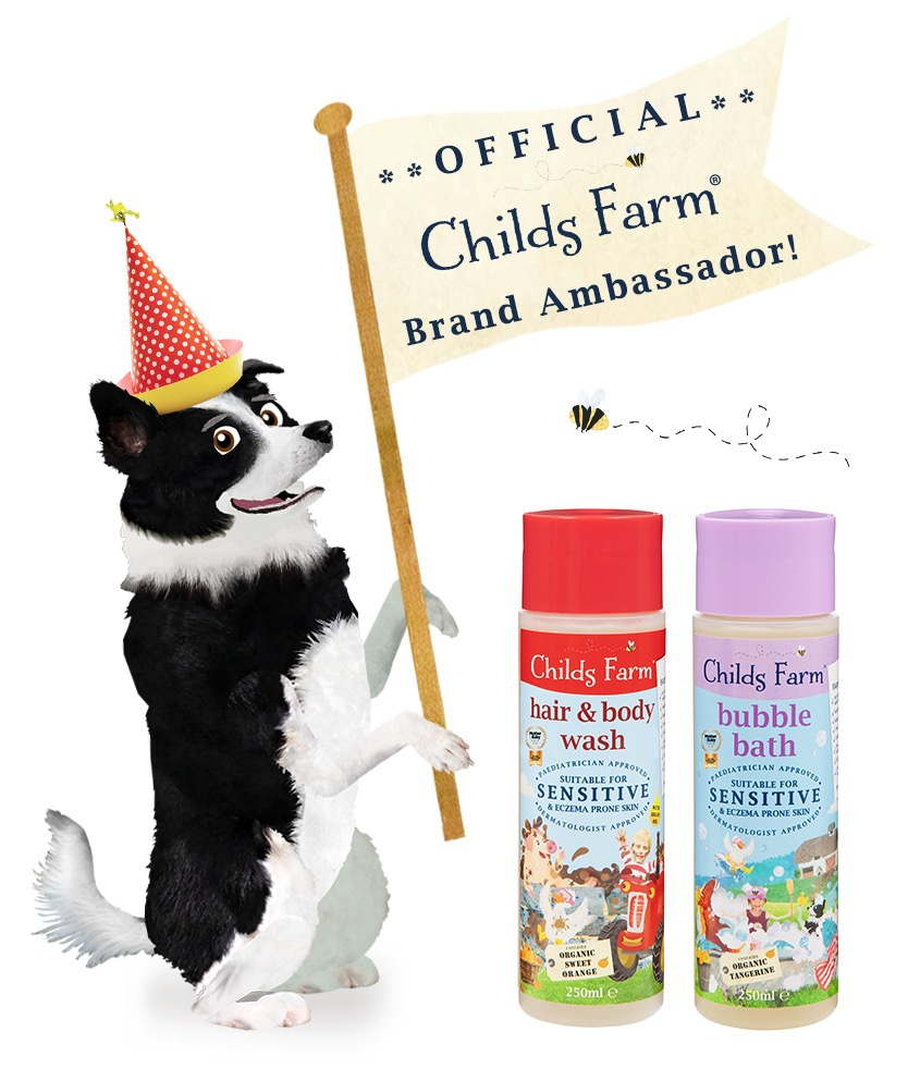 childs farm brand ambassador