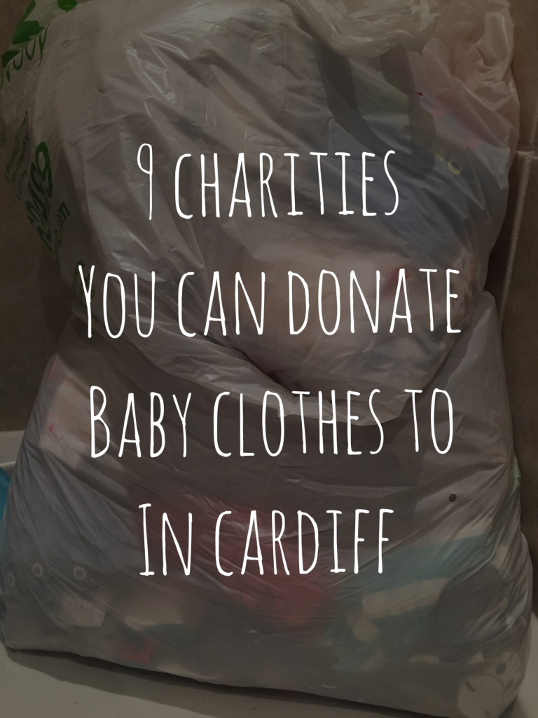 Charities in Cardiff to donate baby clothes to
