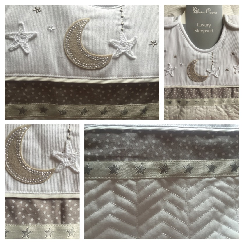 Silver cross sleeping bag