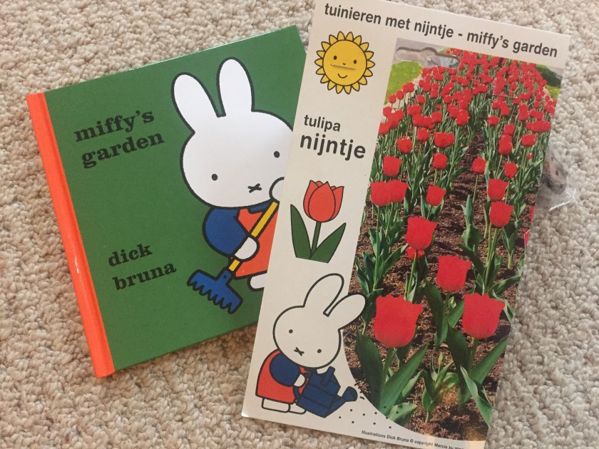 Miffy's tulips