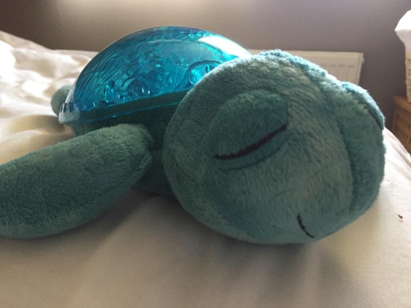 Tranquil turtle baby sleep aid