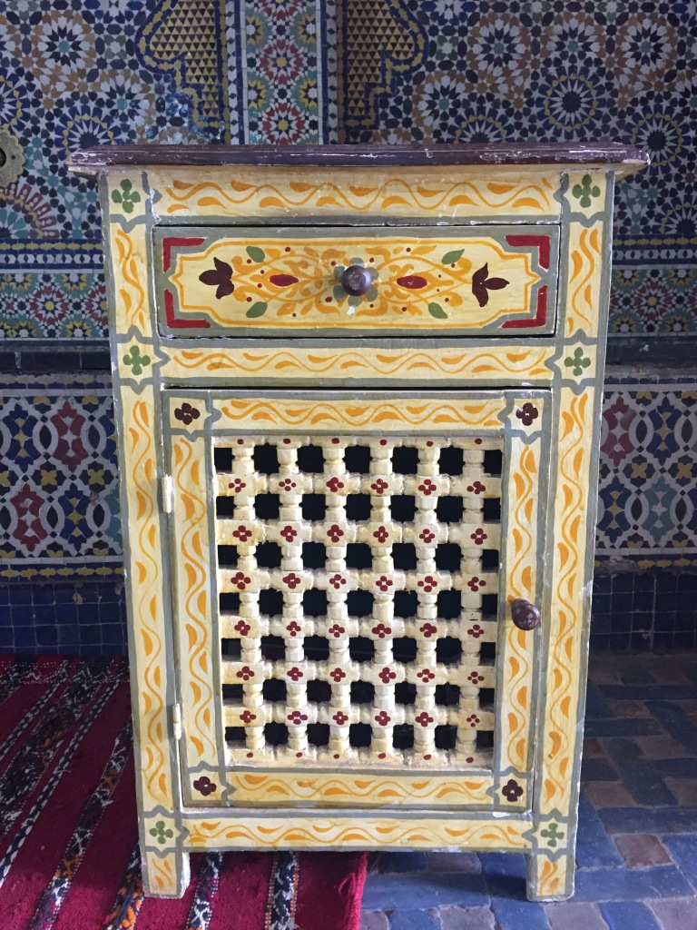 Moroccan Cupboard for sale at Artisal Ensemble