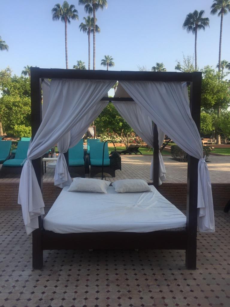 Daybed medina gardens hotel