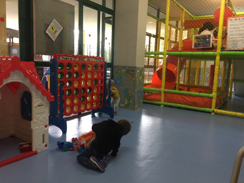 Benalmadena palace kids club playroom
