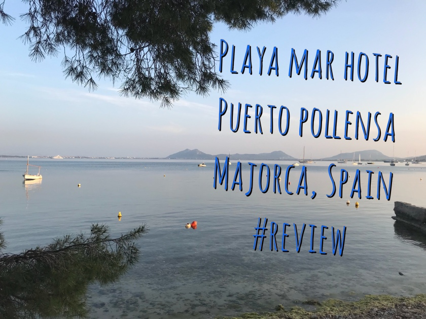 Puerto Pollensa pine walk playa mar hotel