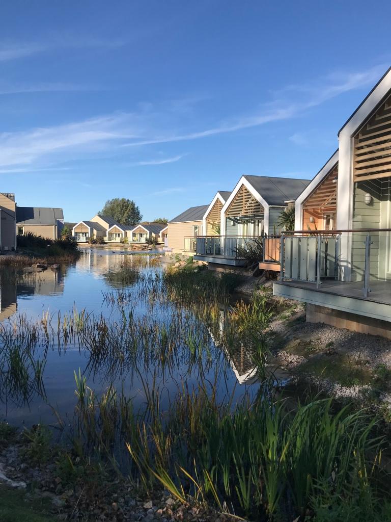 Lakeside village Butlin's Minehead