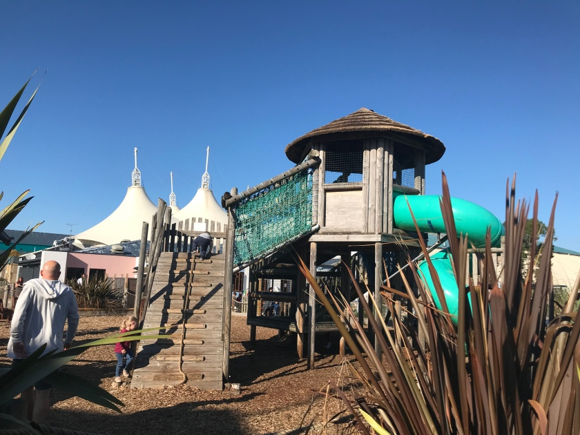 Butlins playgrounds