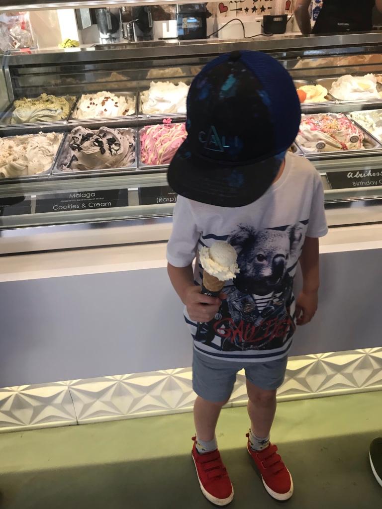 Luciano's ice cream, Wassenaar